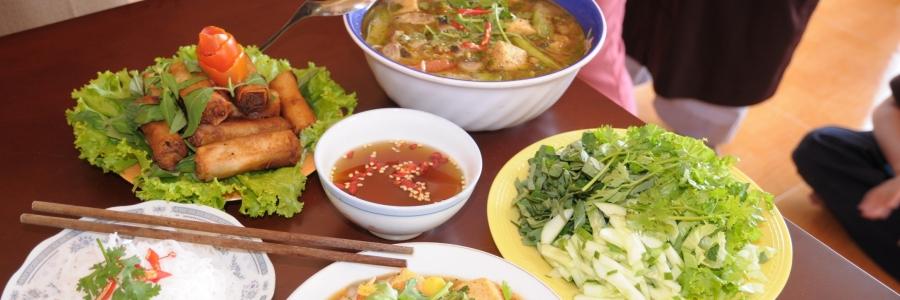 vietnam vegetarian guide