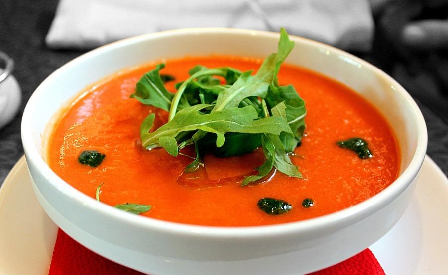 gazpacho vegetarian